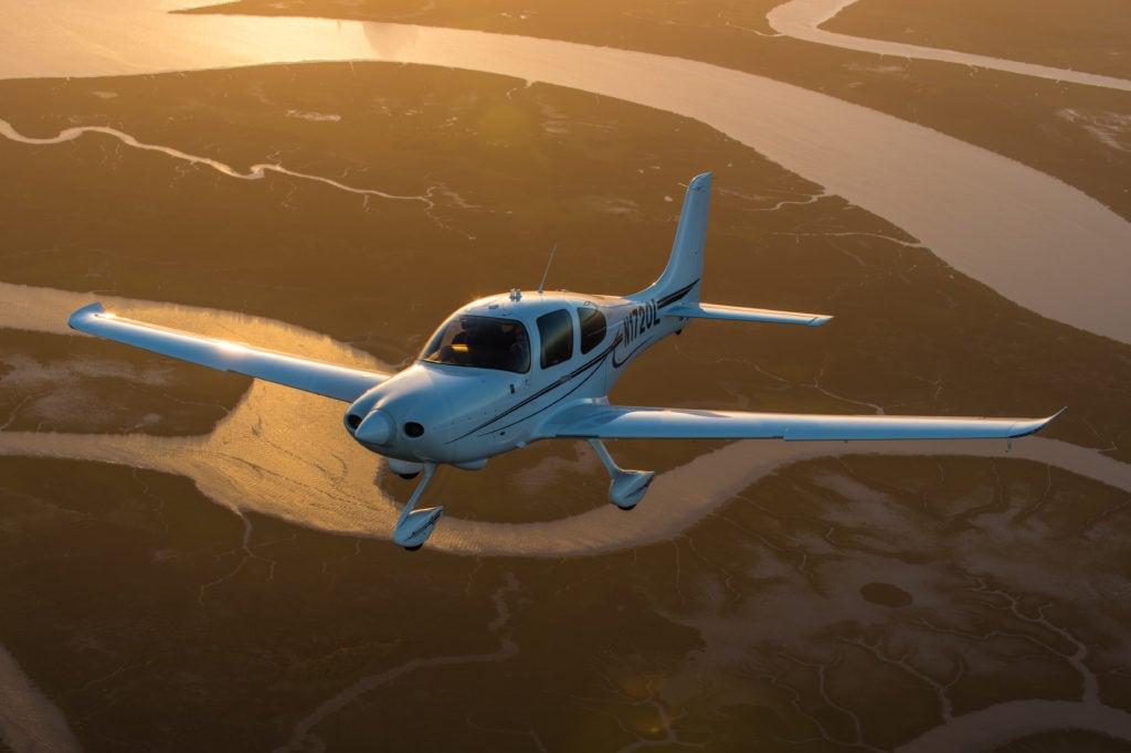 Air to Air - G6 SR20 3