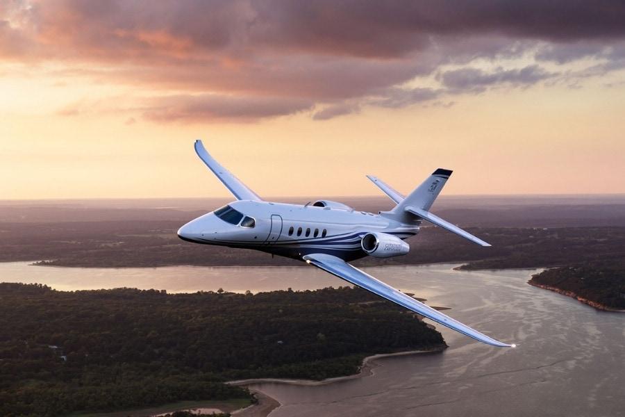 Cessna Citation SovereignLatitude